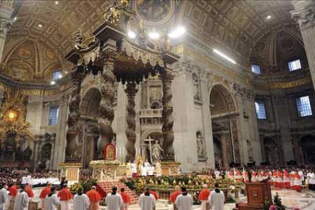 El Cónclave, cómo se elige al nuevo pontífice