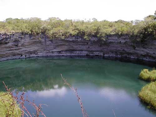 Cenote de Zacaton