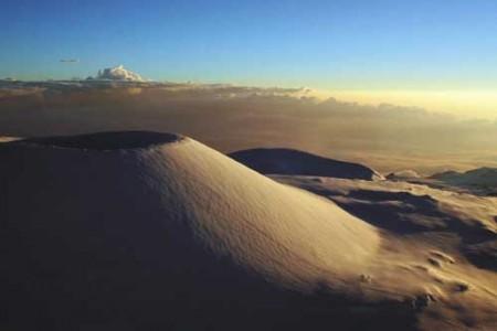 Mauna Kea, la montaña más alta del planeta