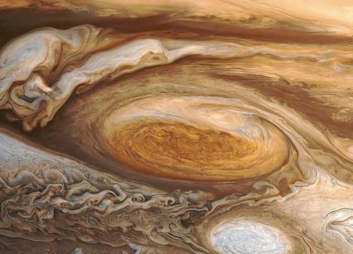 Jupiter mancha roja