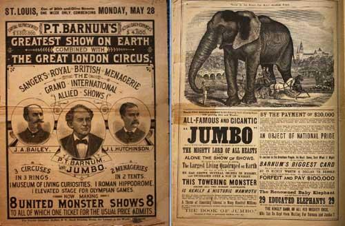 Circo de P T Barnum