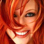¿A qué se debe el color rojo del pelo?