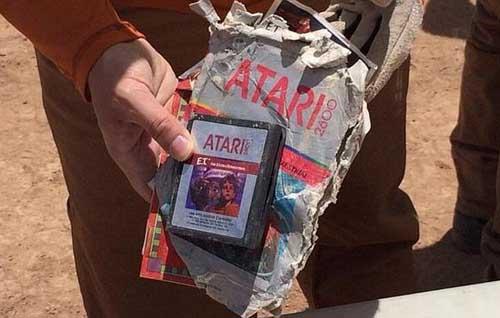 Cartucho de Atari