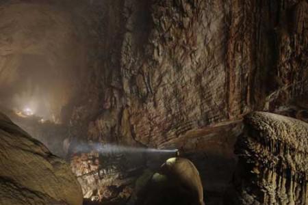 La cueva gigante de Hang Son Doong