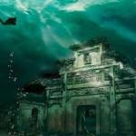 Las ciudades bajo el lago Qiandao